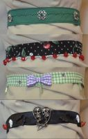 Chokers II by Miss-Minerva-Sage