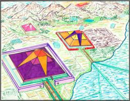 Pyramid Complex A by Taures-15
