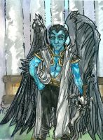 janos audron and soul reaver by HiddenStash
