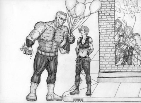 Bane's a daddy by daramh