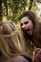 The Hulder Attacks by ArtExxo