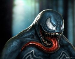 VENOM by Rats-in-the-van