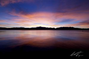 Sunset | South Lake Tahoe, NV | 2011 by andytheslash