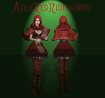 AliceRedRidinghood, Release by tombraider4ever
