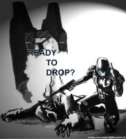 Ready to drop? by ODST934