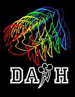 Rainbow Dash T-Shirt Design by AncientOwl