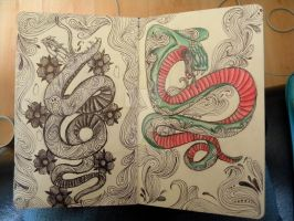 Moleskine Designs 3 by 12KathyLees12