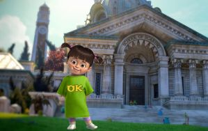 Boo votes for OK by conthauberger