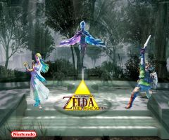 Legend of Zelda: The Anime Series Poster by Steamland