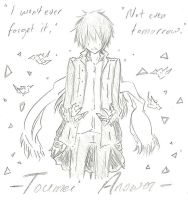 KagePro :: Toumei Answer by FermonsNosYeux