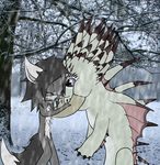 ~A Dragon and His Rider~ by Xbox-DS-Gameboy