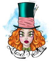 Mad Hatter by Ashiwa666