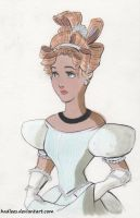 1828 Disney girls ~ Cinderella by Hadlees