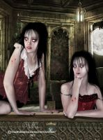 Complices by vampirekingdom