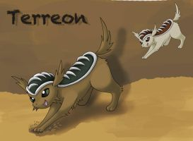 Terreon Updated by SuperiorDragonFan