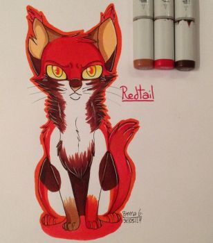 Redtail by AphBritain