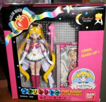 Super Sailor Moon Petit figure by OWcollection