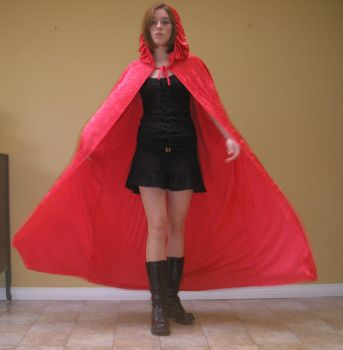 Gothic Little Red 10 by magickstock