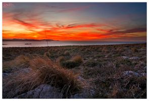Fire in the sky by Climbotizzo