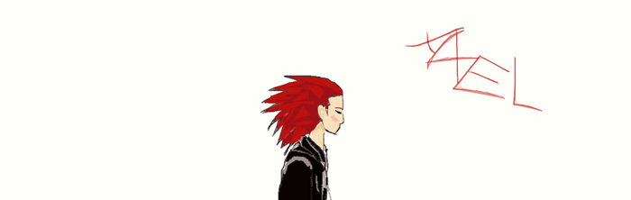 Axel by ChirucupcakeChan