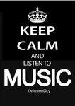 Keep Calm by DelusionCity