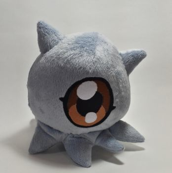 Digimon - Life size Kuramon custom plush by Kitamon
