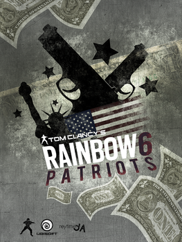 Rainbow Six Patriots Poster by reytime