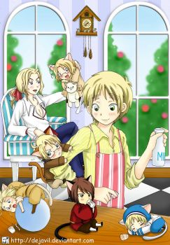 APH: sunday afternoon by dejavil