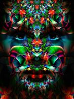 fractal face11 by ordoab