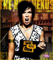 Vickie Guerrero Artwork - New Nexus - WWE by roXx81