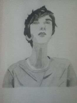 freddie highmore by spotted-fawn