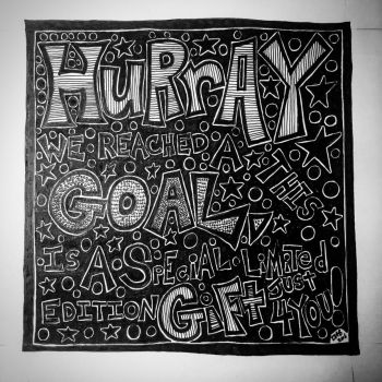 Hurray, GOAL! by BrianABernhard