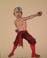 Aang by sunnyrenny