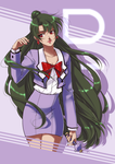 Sailor Pluto by Emily-Fay
