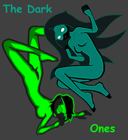 The Dark Ones by Taryndedoo