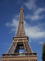 Eiffel Tower by awesomeo4000