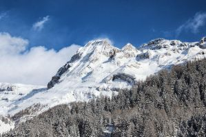 Swiss Mountain (1) by Escara40