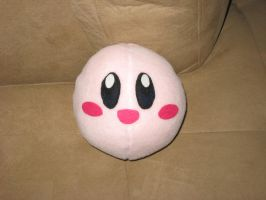 Kirby Plushie Canvas Curse by Kricket1385