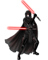 Omega Sith by Evanyell
