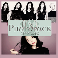 Photopack F(x) 019 by DiamondPhotopacks