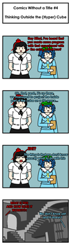 Comic Without Title #4 by spookogasa