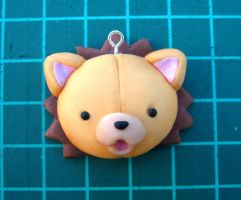 Kon - Polymer Clay by CrazyStalkerLady