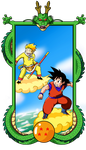 Dragonball Z Card by kirin-48