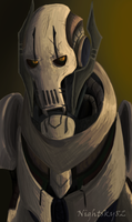 General Grievous by LulzyRobot