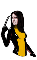 X-23 by Acerbic450