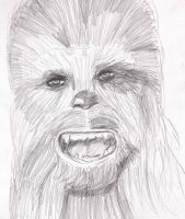Chewbacca by tite-pao