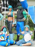 Anime North 2012 - Reboot Cosplay by jmcclare