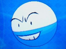 Kanto Shiny #101 Electrode by zoid162010