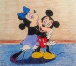 Mickey and Minnie. by DaveCarignan