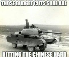 Budget cuts by TheFunnyAmerican